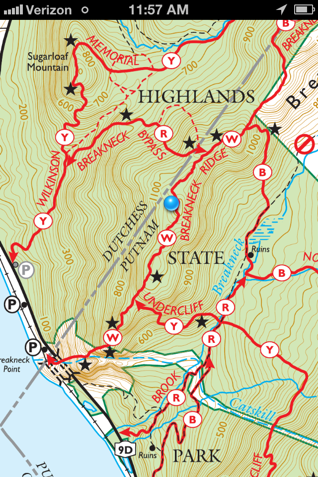 Hiking with Avenza PDF Maps  Mike Roberts
